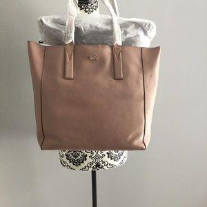 Michael Kors Junie Handbag Large Tote Fawn NWT